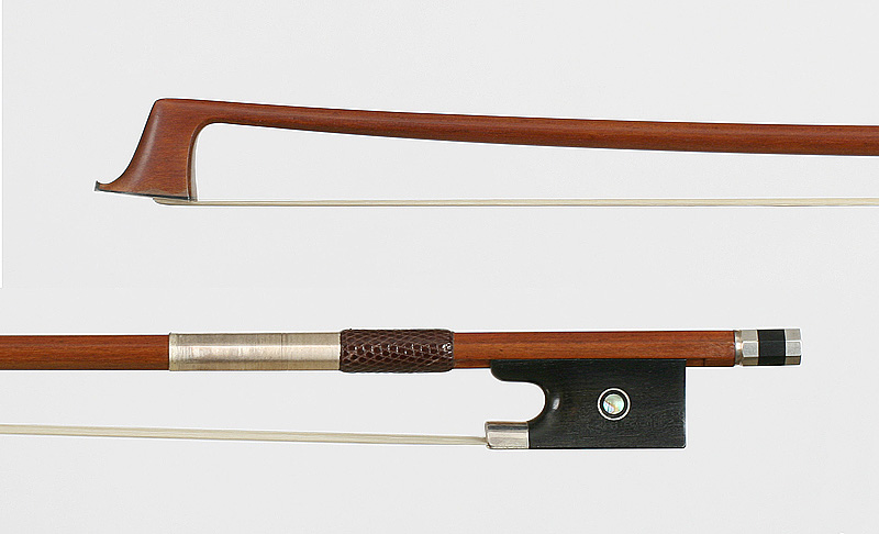 VLB003H - violin bow,  Hill style