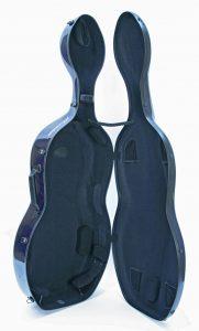 Musilia cello cases - MCC S2